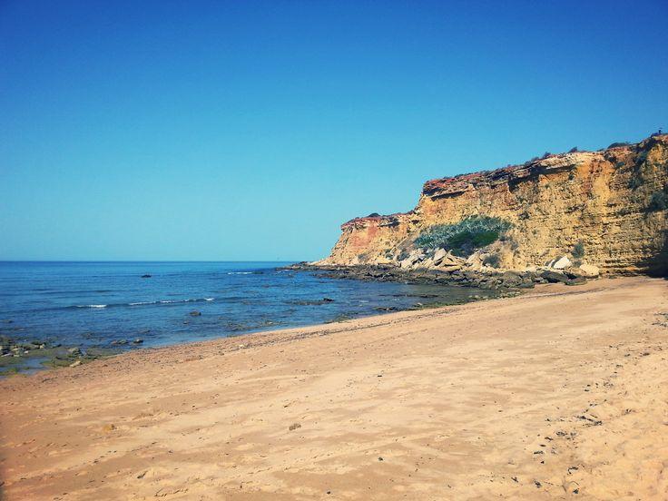 Cala del Puntalejo. Conil (Cádiz). Spain.