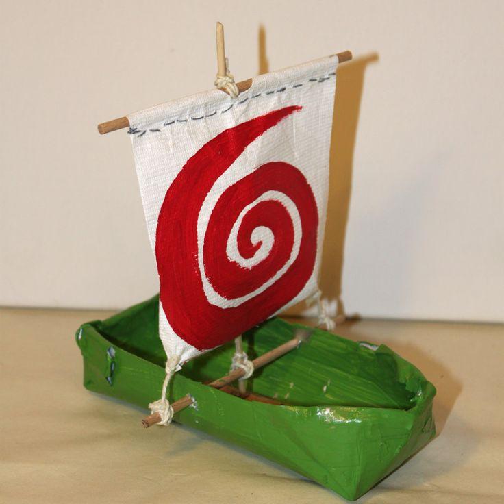 """TetraPak - Segler  (Idee mit Anleitung – Klick auf """"Besuchen""""!) - Mit diesem Segelboot aus einem Tetrapak gehts ab auf große Fahrt! Und das in Windeseile, denn das Boot ist ganz schnell und einfach selbst gebastelt! Sehen Sie selbst."""