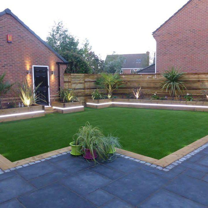 Taylor Wimpey Gosford On Instagram Thanks For The Widn Tag Our Home At Thirtythree Cur Contemporary Garden Design Back Garden Design Garden Landscape Design
