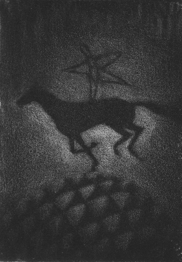 Aquatint (from a series)