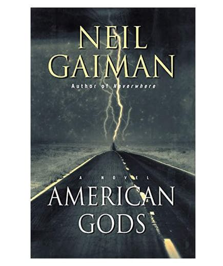 8 Books You Should Read Before the Emmys | American Gods, by Neil Gaiman