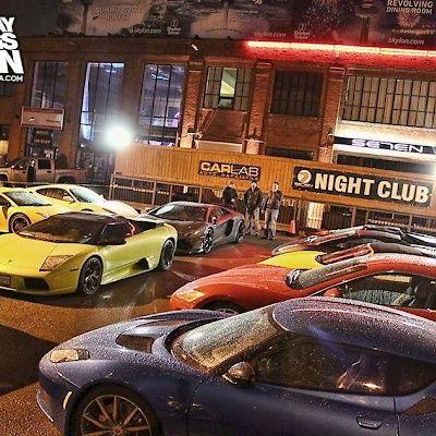 Exotic Car Show at Club Seven June 6. #Summer #LundysLane #NiagaraFalls