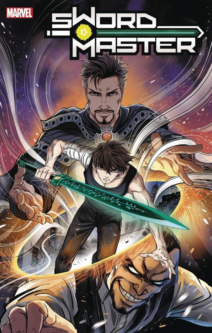 Sword Master 6 Comics Marvel Comic Books Marvel Comics Art