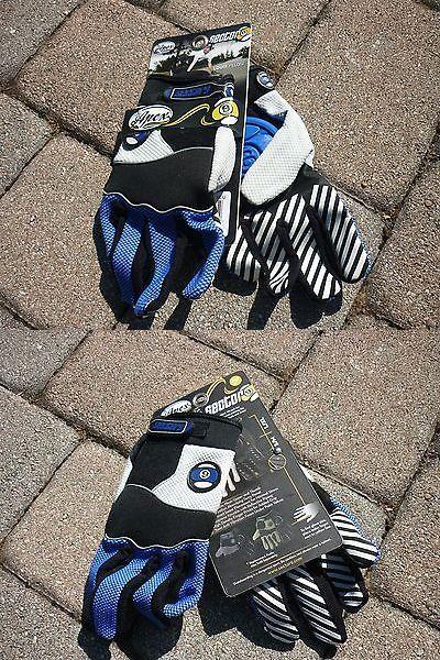 Wheels 165946: New Sector 9 Apex Blue Slide Gloves Longboard Skateboard Large Extra Lg L Xl -> BUY IT NOW ONLY: $34.99 on eBay!