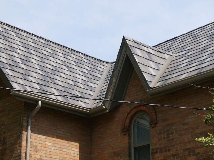 3-Tone Blended Colour with extreme Durability, it can only be a Metal Roof! http://www.finalroof.com/metal_enhanced_roofing.html