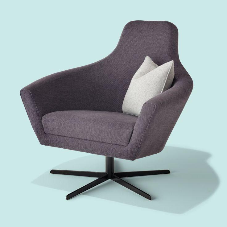 Paloma   Lounge chair   Schiavello