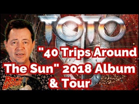 TOTO ready to celebrate their 40th with a huge album and tour.