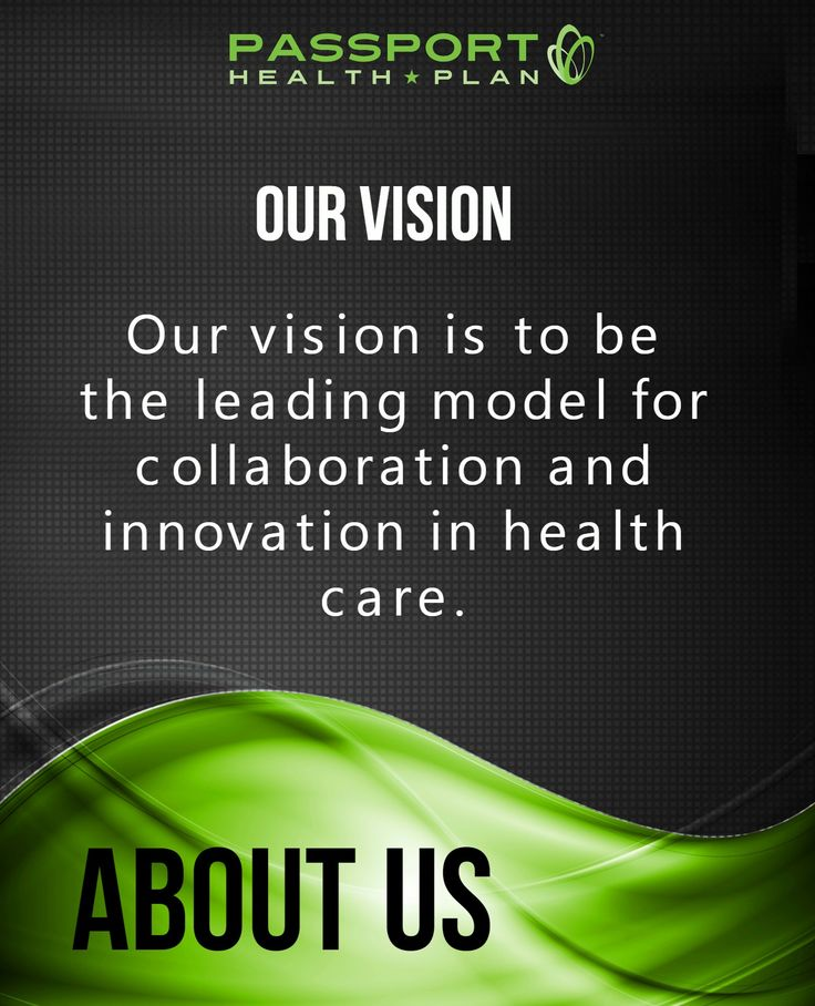 Our Vision....