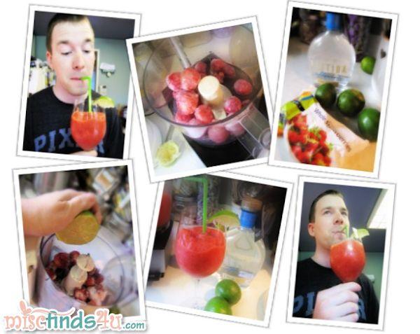 Easy and Delicious Frozen Strawberry Margarita Recipes