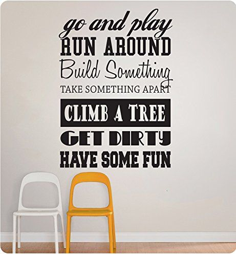 32 boy collage sayings go play run around build something take apart climb tree get dirty