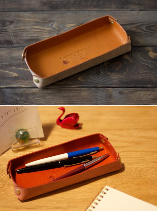 leather tray | Duram Factory