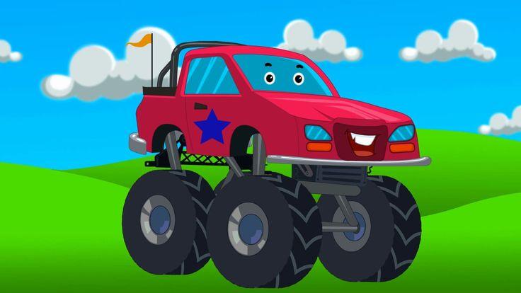 몬스터 트럭 | monseuteo teuleog | Monster Truck #monstertruck#kidsvideo #childrenvideo #babyvideo #parenting #educational #entertainment