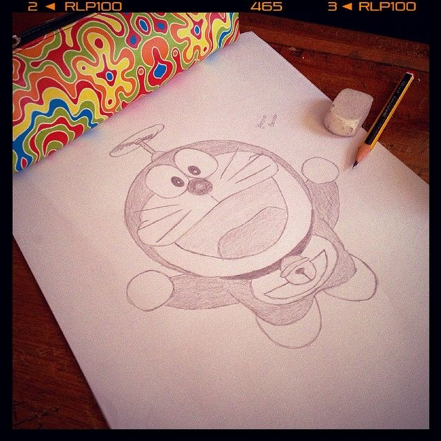 Doraemon  #doraemon#rabisco#draw#nanadrawcollection#collection#drawing#blackandwhite#desafio#auladequimicageral