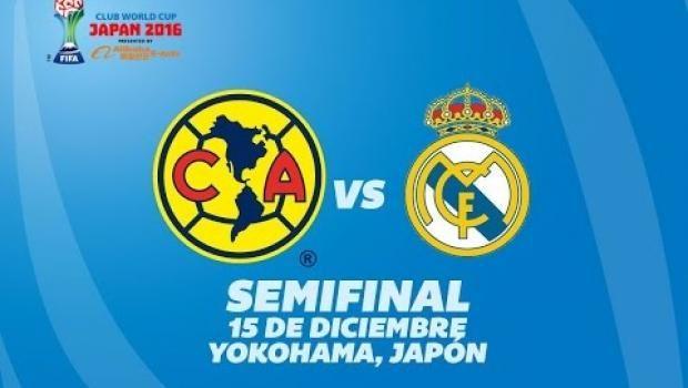 Клубный чемпионат мира. Клуб Америка - Реал Мадрид: превью и прогноз