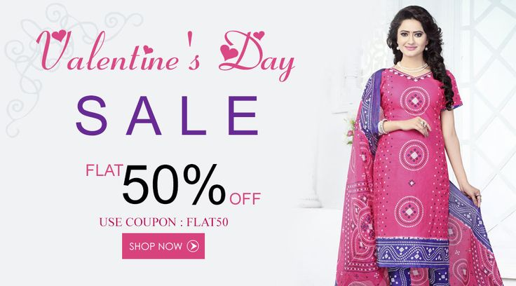 Still confused about what to wear on Valentine's Day? Check out our online store for all the lovely sarees and suits that you should wear this V-Day! Whatsapp: +91 9674803887   Call: +91 33-40669241 #Minu #cotton #sarees #salwarsuits #indianwear #ethnicwear #onlineshopping #womenswear #traditional #draping #sale #valentineweek