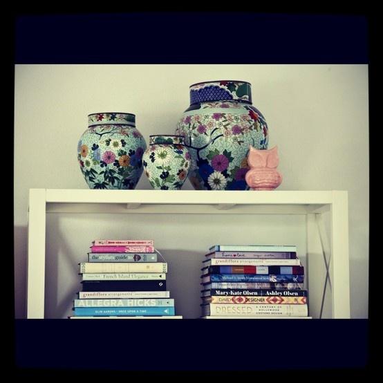 Pink Owl Bookshelves Cloissone