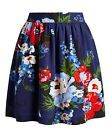 Joules Womens Skirt Traditiona​l Flapper Design in Visc... The Official Joules Outlet Store! £24.95