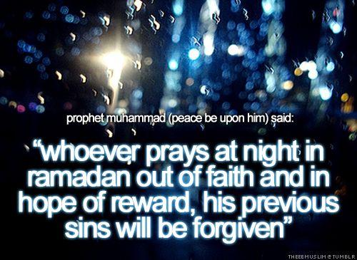 pray tahajjud