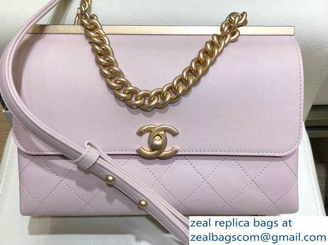 5bab70f4e846af Chanel Coco Luxe Small Flap Bag A57086 Pink 2018 | Luxury Bags ...