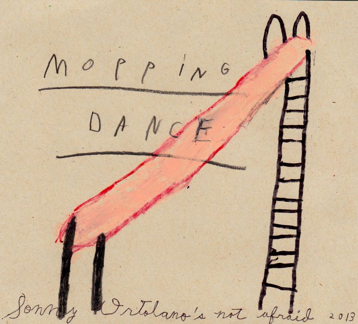 Mopping dance