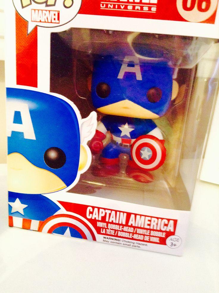 I love Captain America!!!!!!!❤️❤️❤️