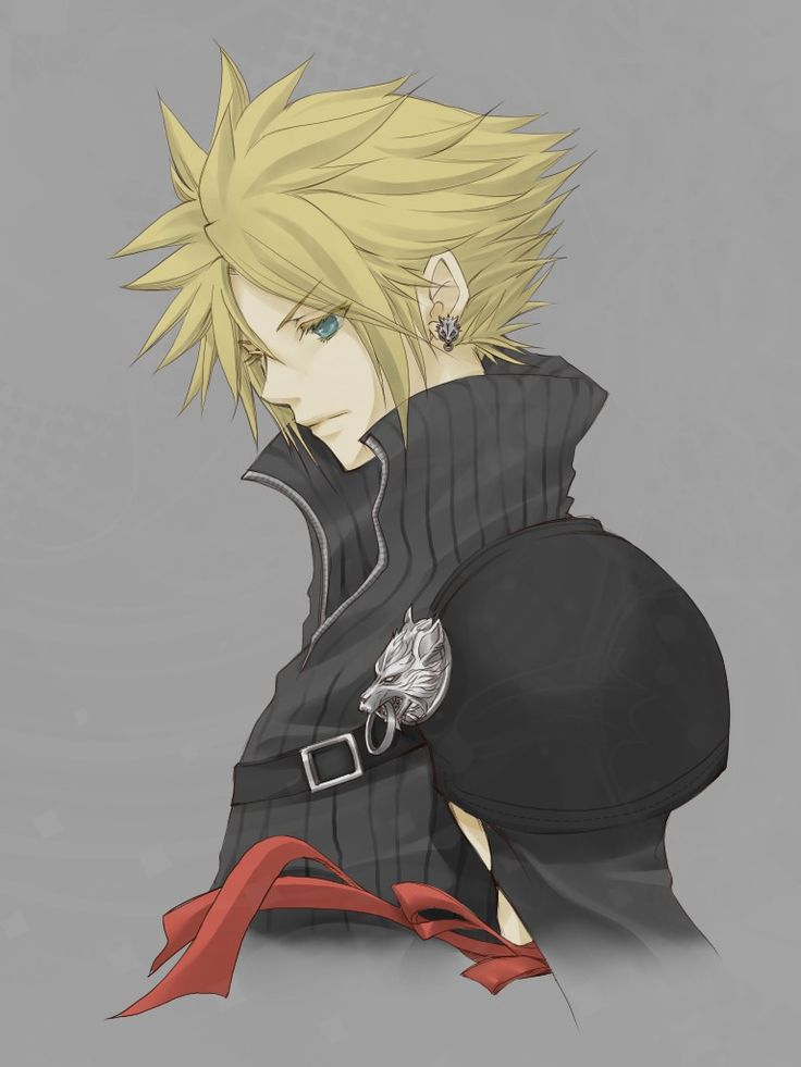 Cloud Strife - Zerochan