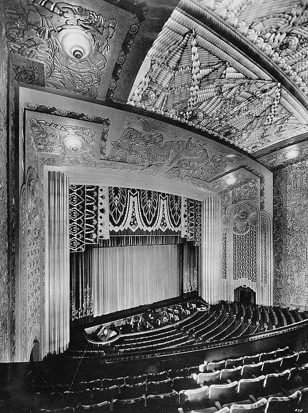 California History Alameda County Oakland Paramount