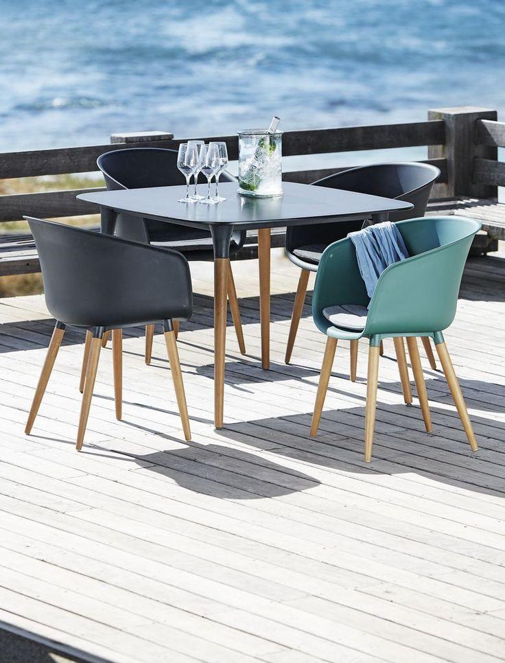 VARMING tuolit ja UBJERG pöytä #scandinavian