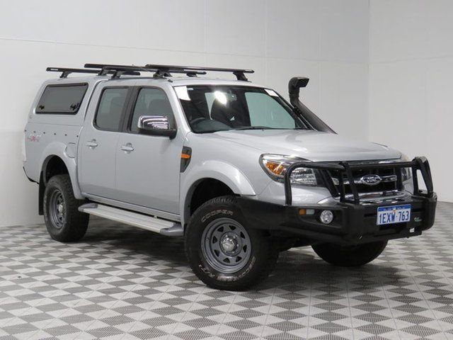 Used Ford Ranger XL (4x4), Jandakot, 2010 Ford Ranger XL (4x4) Dual Cab Chassis