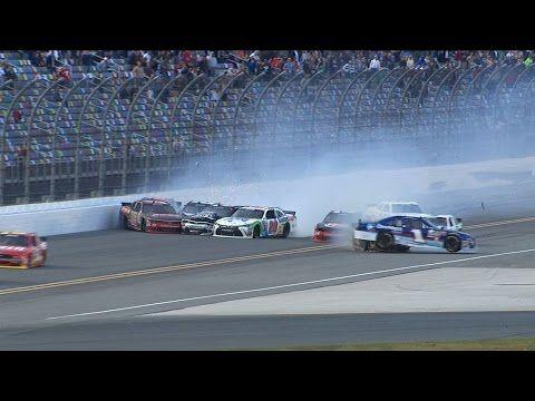 Kyle Busch taken to hospital after Daytona crash - http://www.baindaily.com/kyle-busch-taken-to-hospital-after-daytona-crash-2/