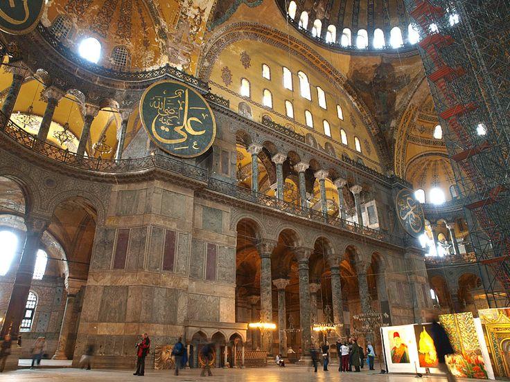 Hagia Sophia....Istanbul, Turkey
