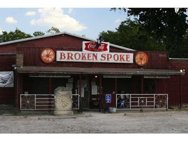 Best Honky Tonks in the US - Broken Spoke, TX