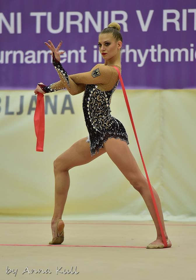 Noemi Peschel (Germany), International Tournament (Lubljana) 2017