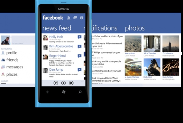 Facebook Windows Phone App