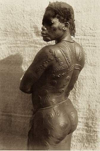 Congo Women Nude Pics 35
