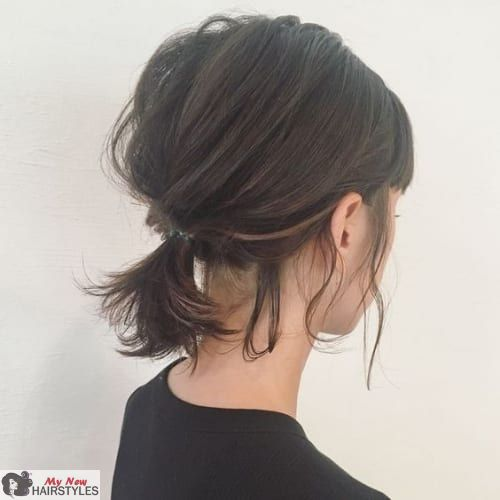 Ponytails will always be in fashion! Even if you have short, medium ,long, straight, curly, thick or thin hair, You can still rock a ponytail hairstyle!