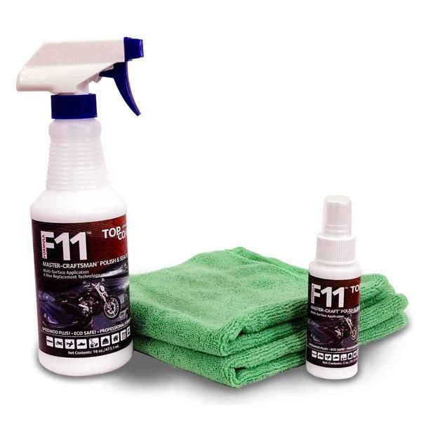 Where Can I Buy Top Coat F11 >> F11® Polish & Sealer - Web Special Kits | Glamping | Top ...