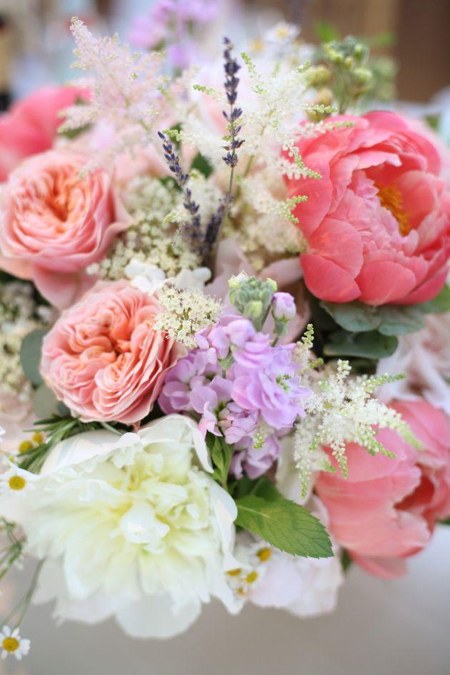 Elegant English Countryside Wedding With Fantastic Florals | Dasha Caffrey Photography