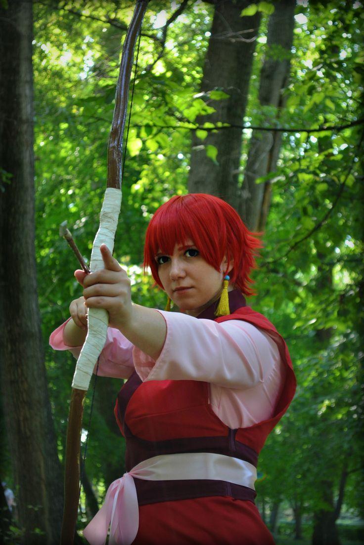 Yona - Neko_48. #yona #cosplay #akatsukinoyona