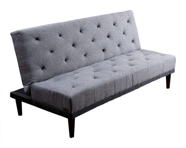 """Caitlin 64"""" Tufted Sleeper Sofa"""
