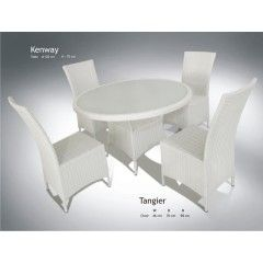 Wicker Kenway Set Furniture Supplier