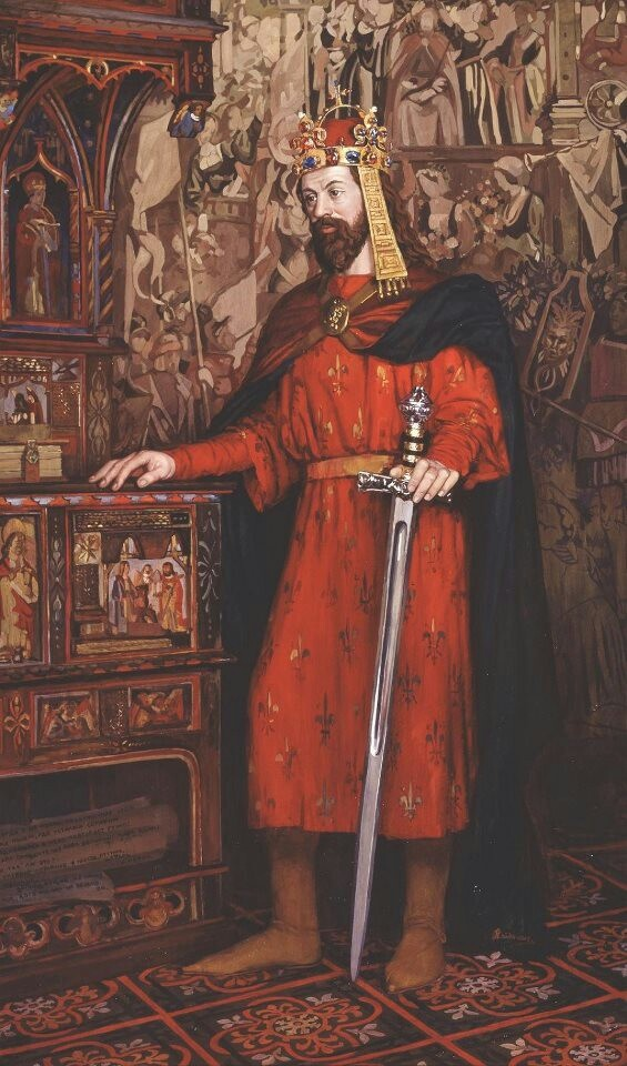 Charles IV - King of Bohemia & Holy Roman Emperor