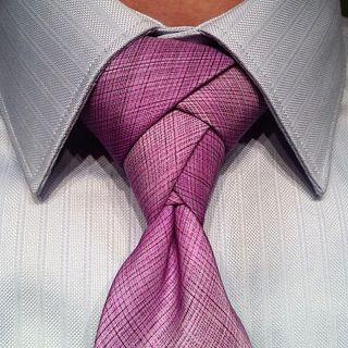 ZONA DE MANUALIDADES: Nudo de corbata
