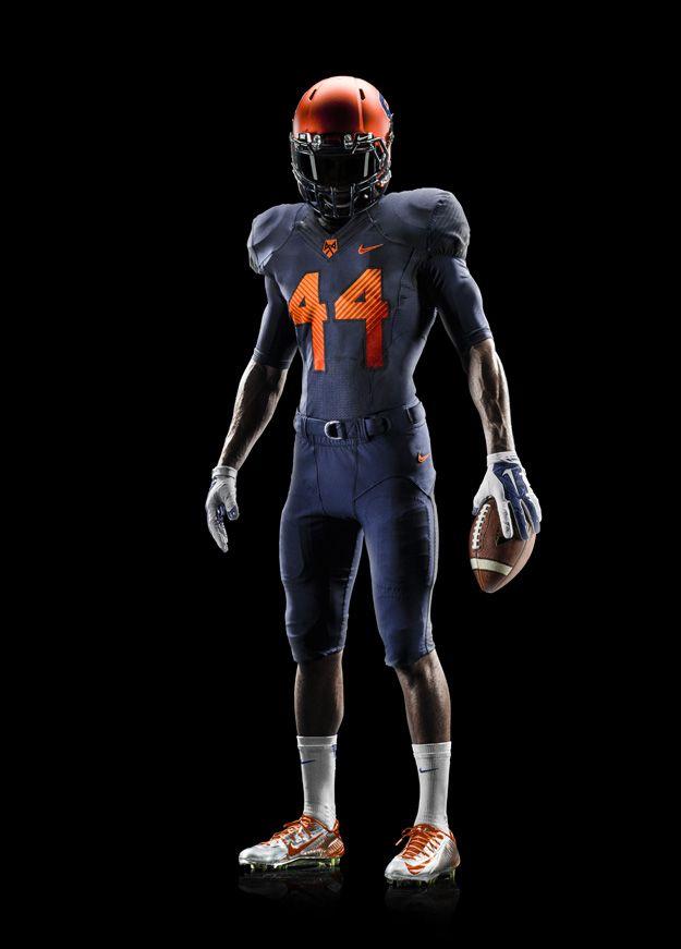 New Syracuse Football Uniforms (Home)