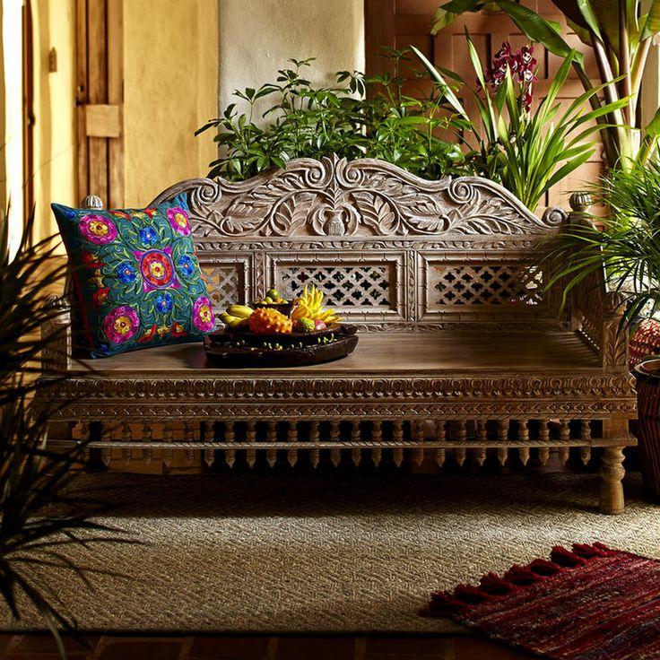 Best + Indian furniture ideas on Pinterest