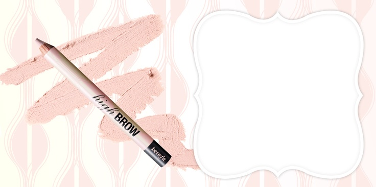 high brow lifting pencil !!!! Apply it under your eyebrows for an instant face lifting like magic :) !!!!!