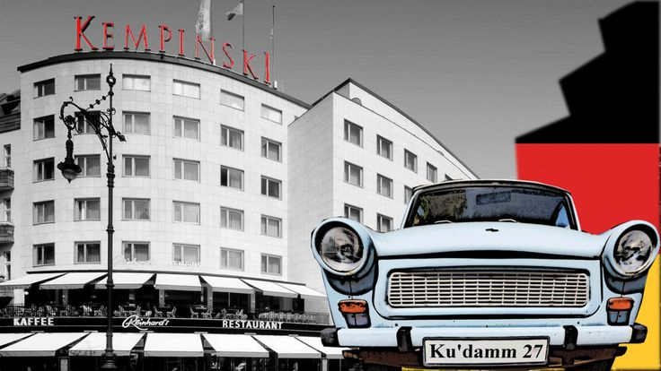 25 years fall of the #Berlin wall - special offer @kempinskihotels