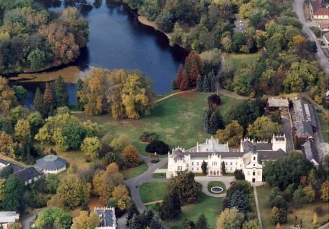 Brunszvik Castle Martonvásár - Hungary