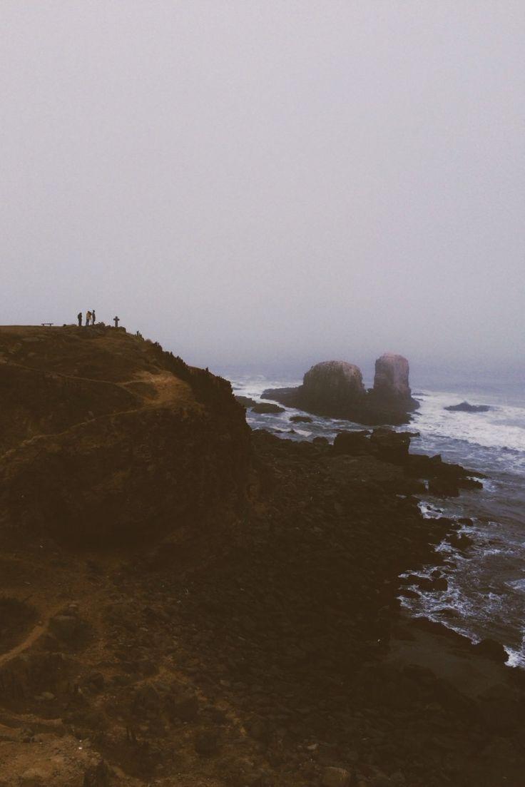 Punta de Lobos // Chile #vscocam #travel #chile
