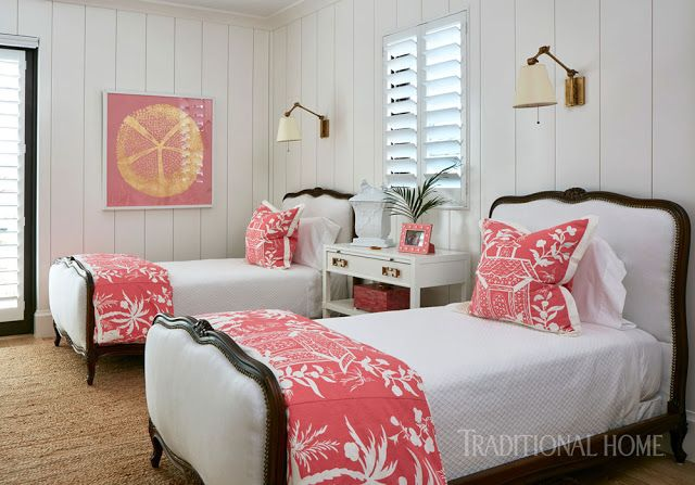 The Chinoiserie Bedroom Chinoiserie Chic With Images Twin